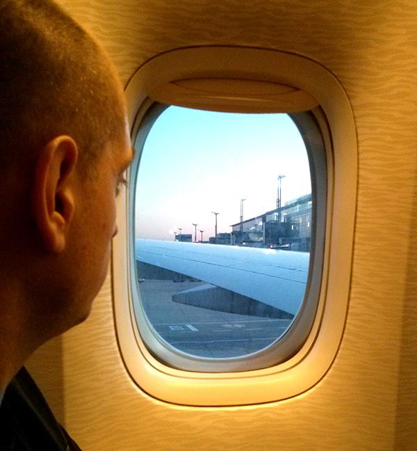 Frankfurt, spremni za poletanje