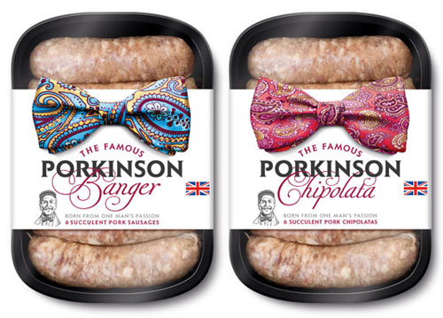 porkinson sausages